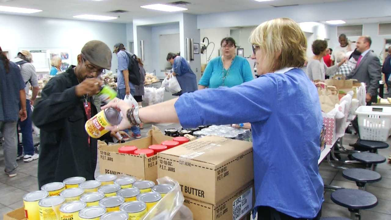 The Frontier: Tulsa's Iron Gate Ministries Selects New Site For New Soup Kitchen