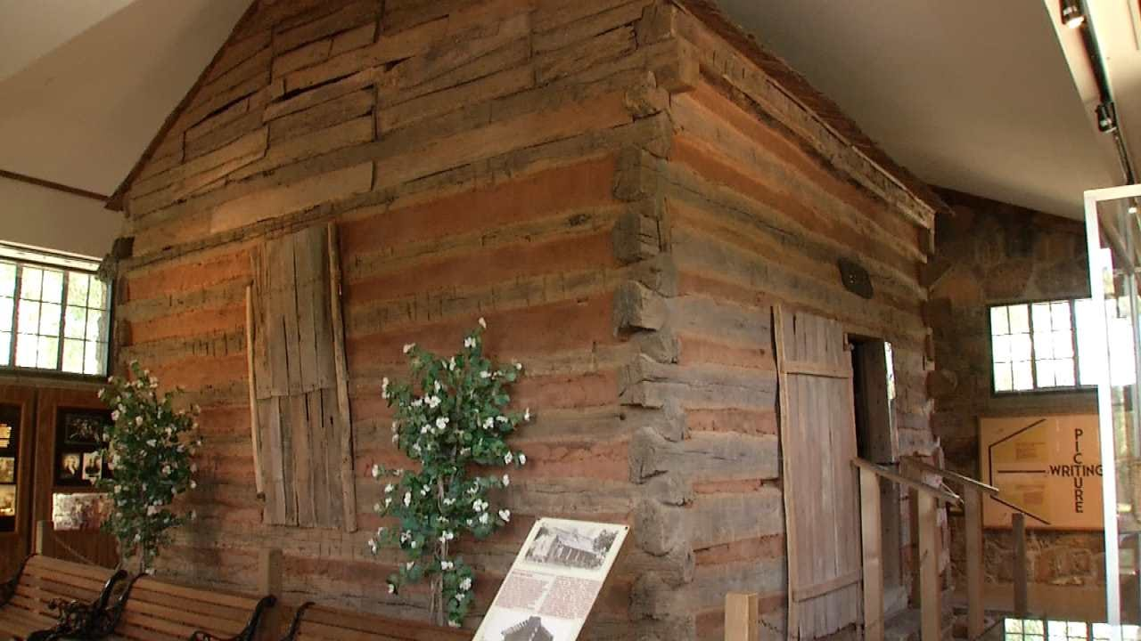 Cherokee Nation Steps In To Save Sequoyah's Cabin
