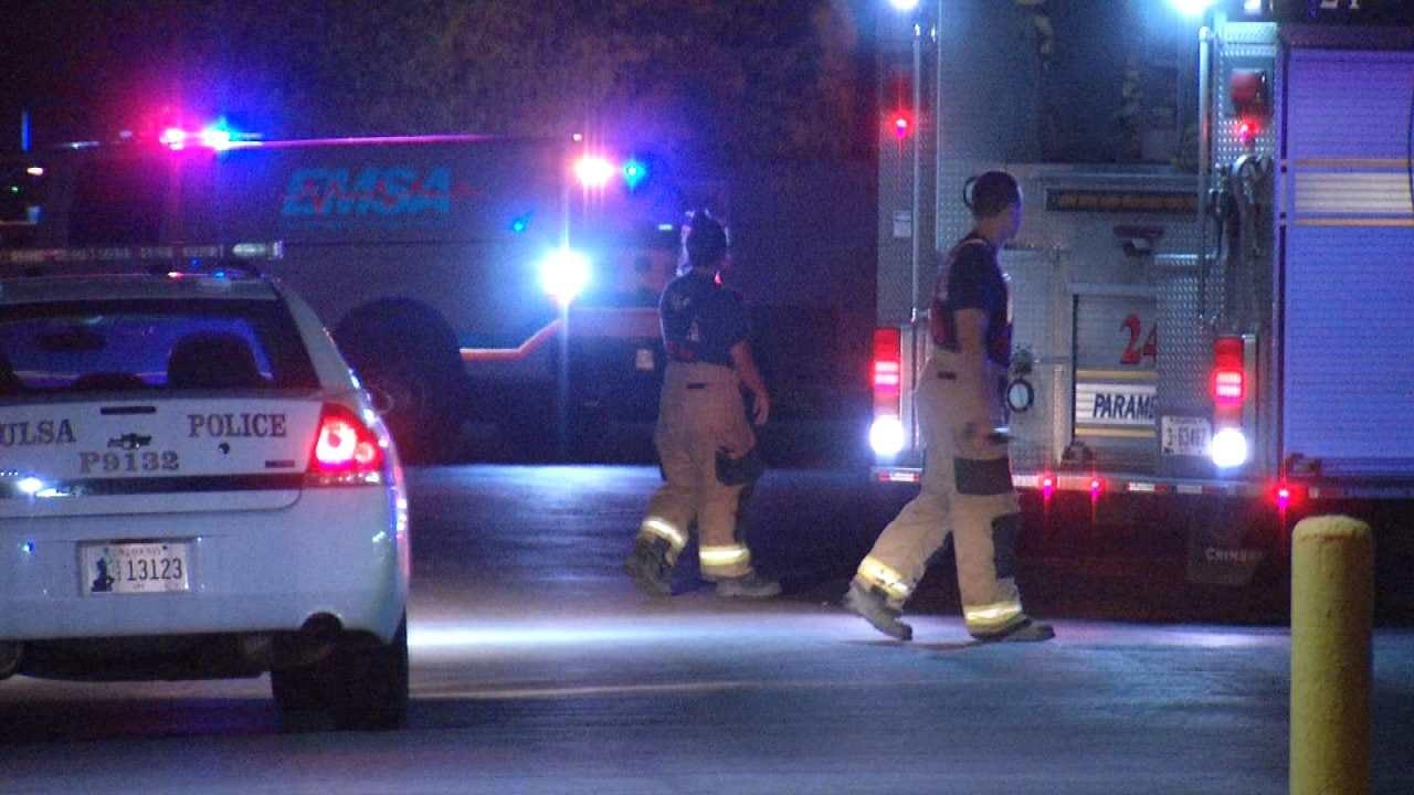 Man Wounded At Tulsa's Chamberlain Park