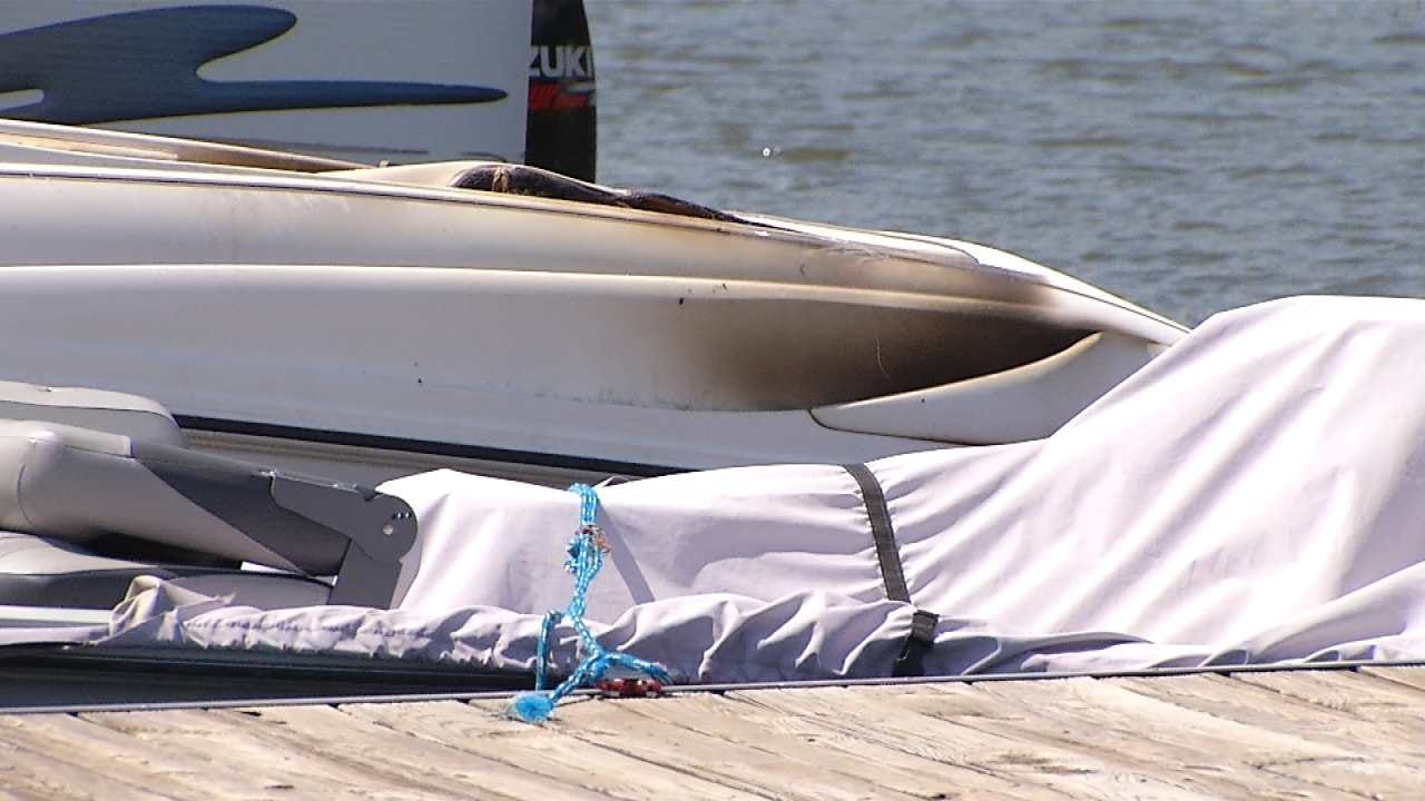 Members Of A Bartlesville Family Injured In Osage County Boat Fire