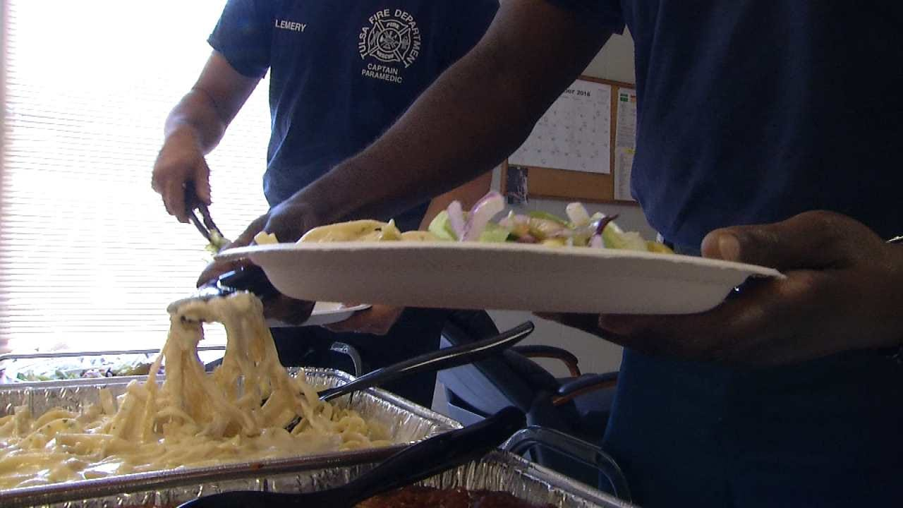 Olive Garden Restaurants Says 'Thank You' With Free Meal To First Responders