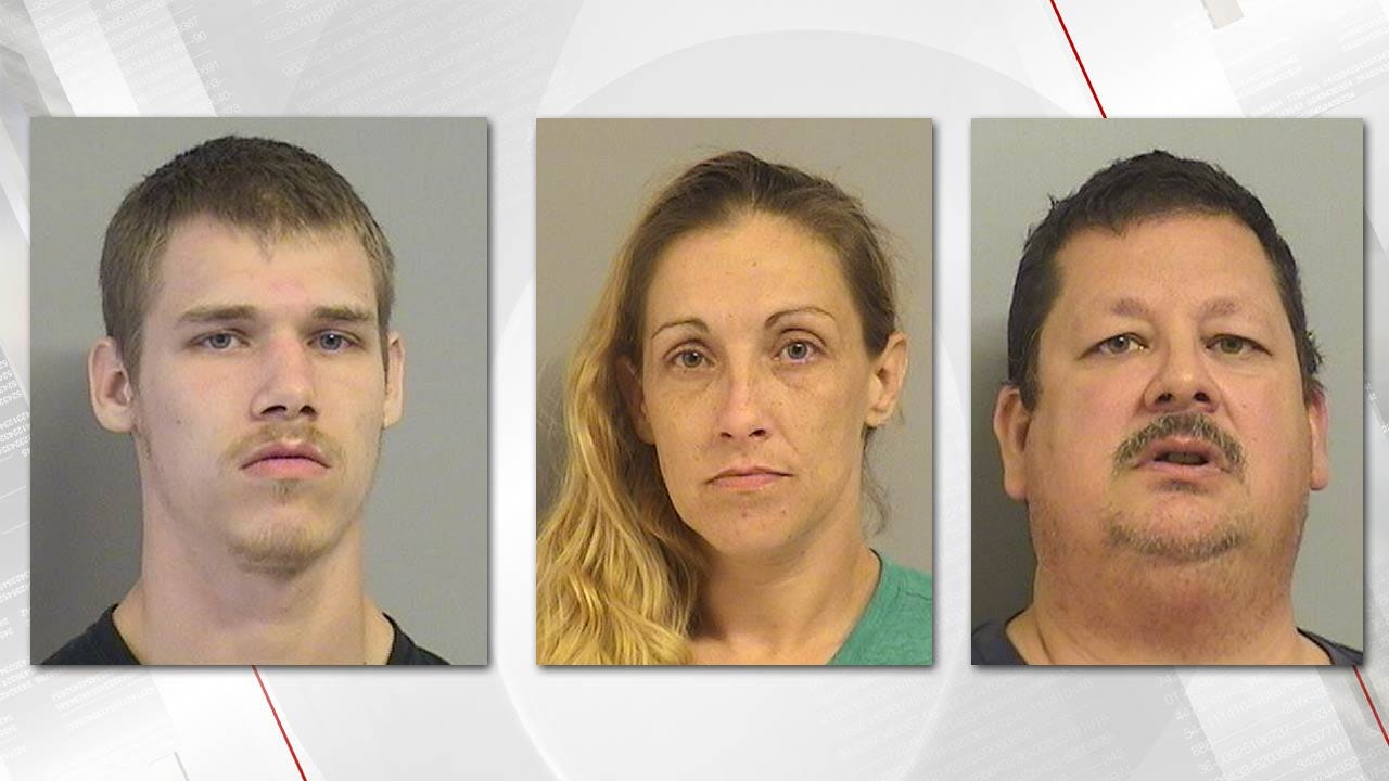 Police Arrest Three In Connection With Tulsa Sexual Assaults