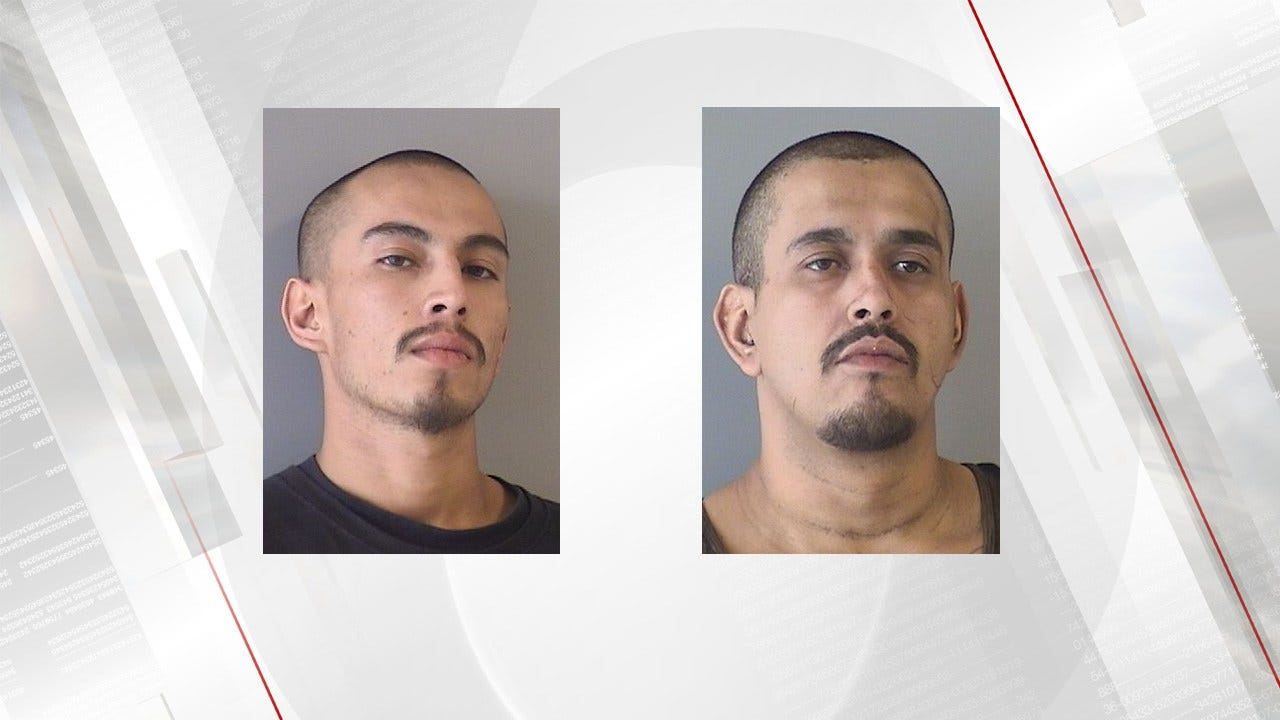 Police Identify Men Arrested After Chase Through North Tulsa