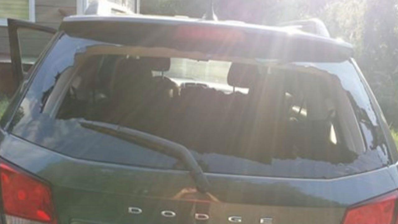 Sand Springs Police Seek Group Of BB Gun Vandals