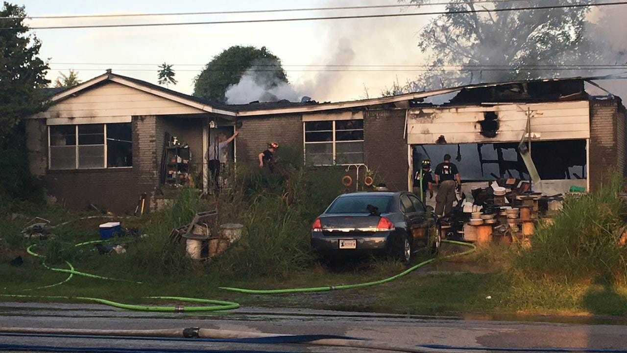 Sapulpa Couple's Dogs Die In House Fire