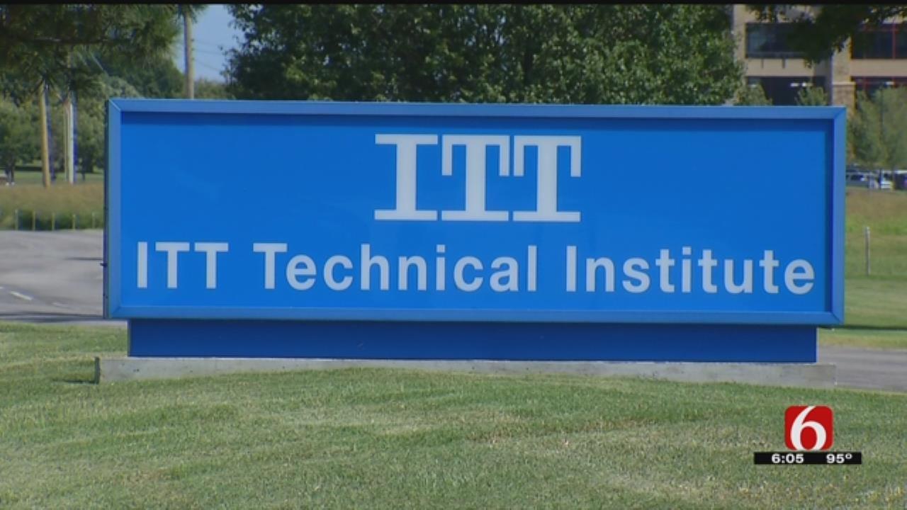 Tulsa Students React To ITT Tech Shutting Its Doors