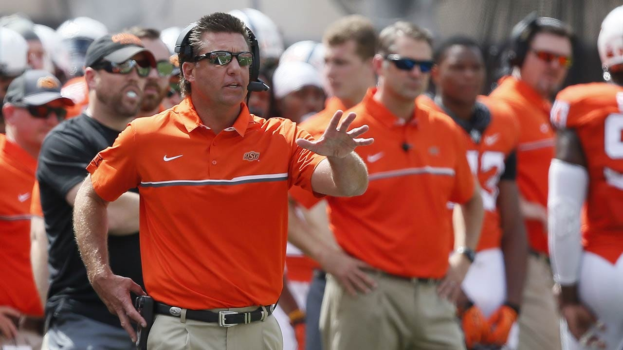 OSU Football: Gundy Talks CMU, Win Over SE Louisiana, Importance Of Stability On Coaching Staff