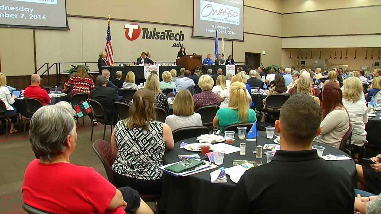 State Superintendent, Business Leaders Discusses State Of Education