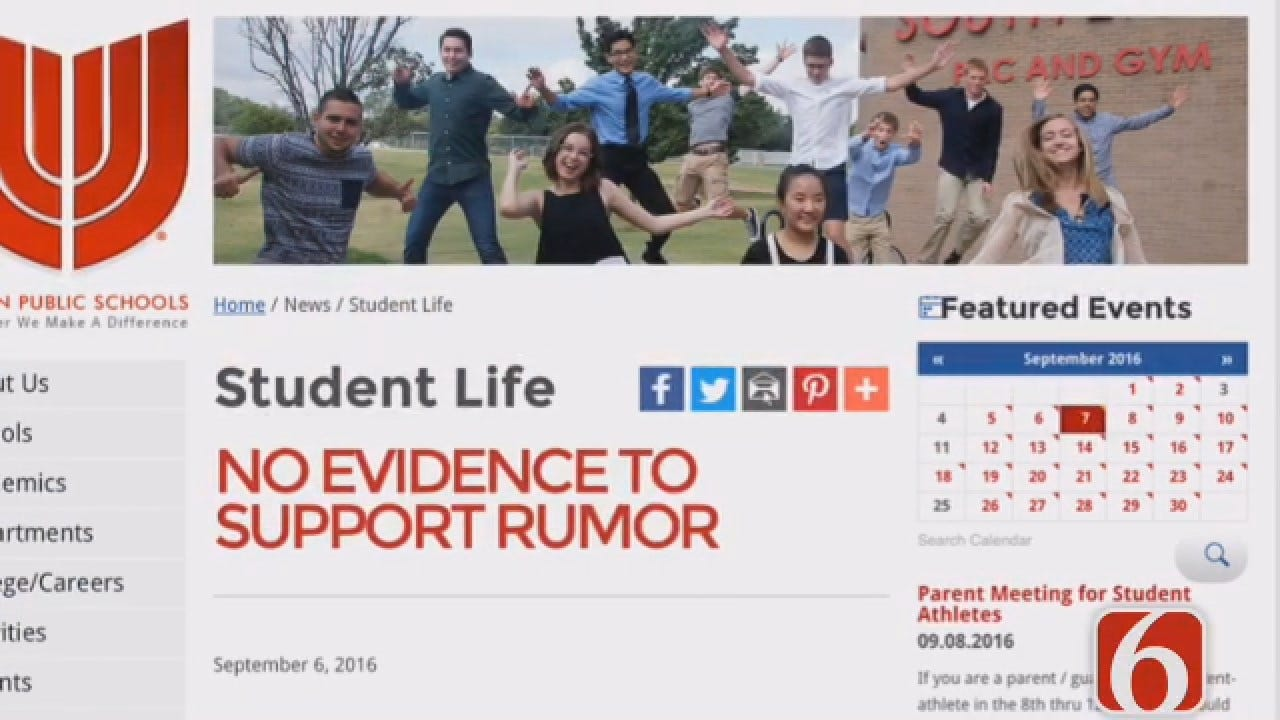 Union Schools: No Evidence To Support Snapchat Threat Rumors