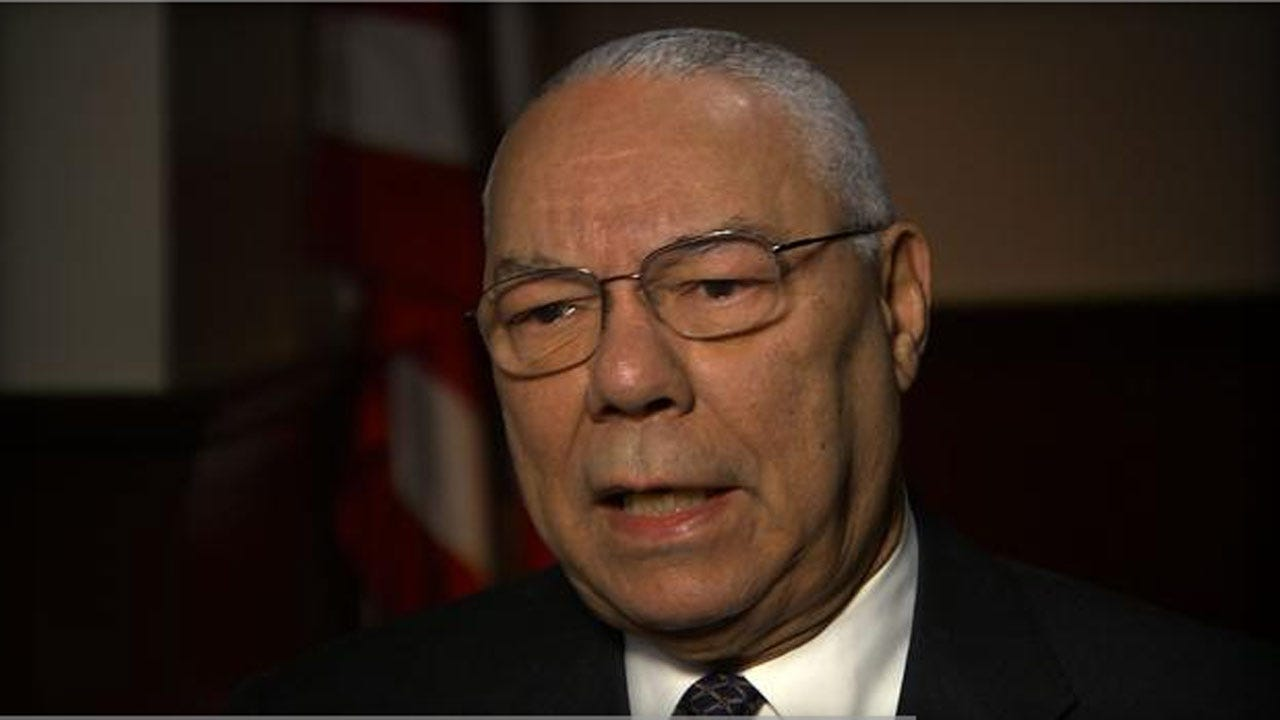Colin Powell Defends Personal Email Set-Up While Secretary Of State