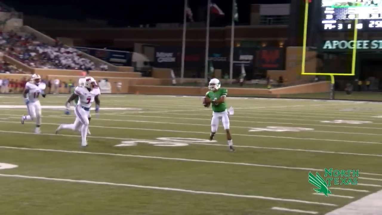 Former Locust Grove Standout Mason Fine Impresses In North Texas Season Opener
