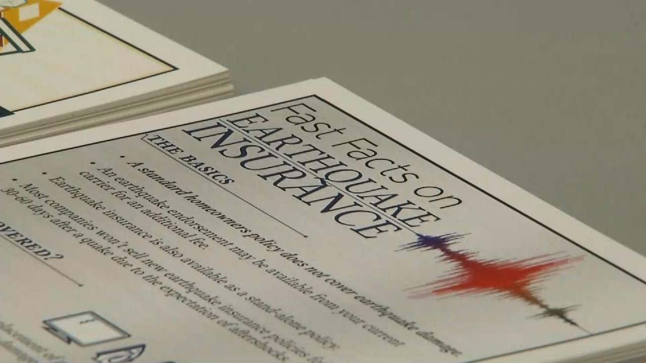 Insurance Experts Help Those Impacted By Pawnee Earthquake