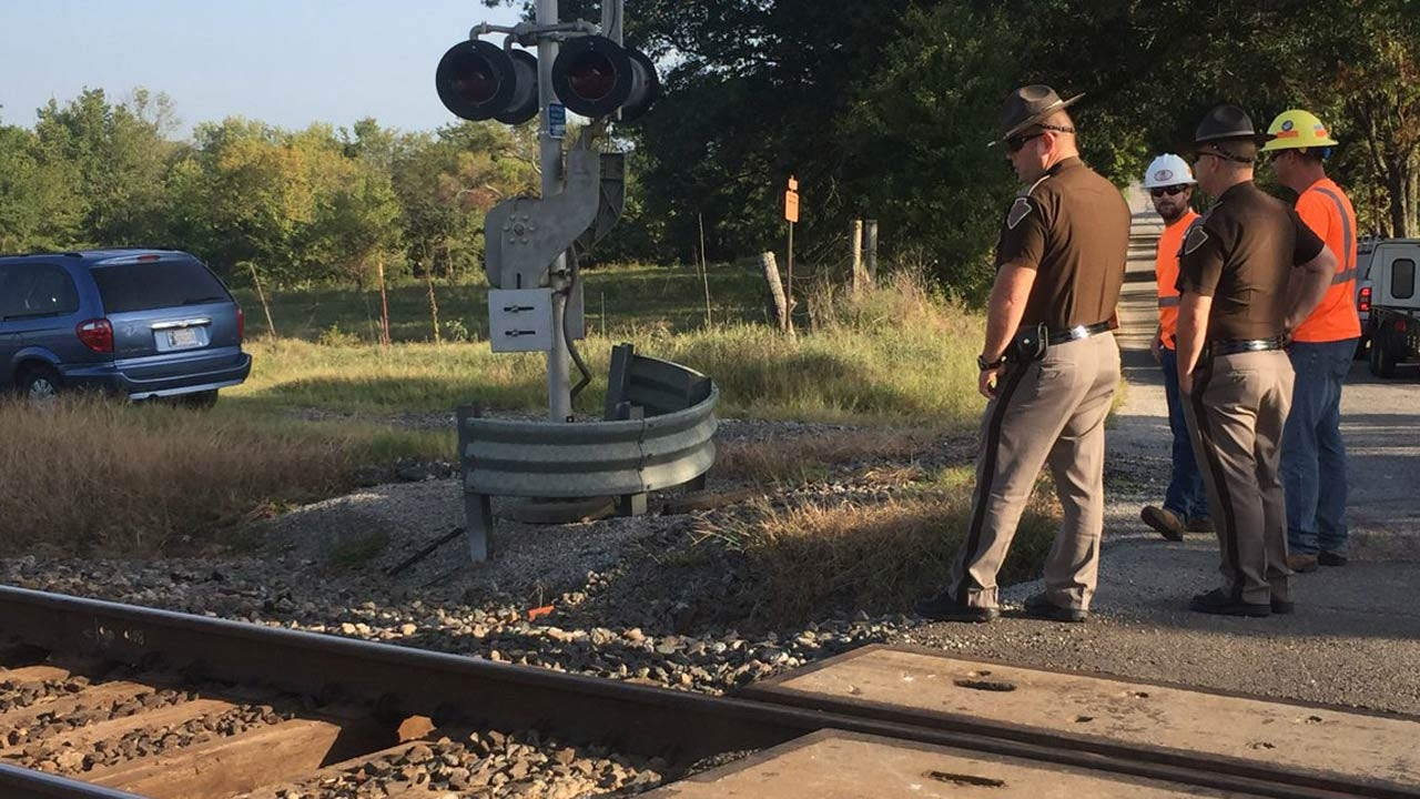 Man's Body Found On Train Tracks Near Muldrow