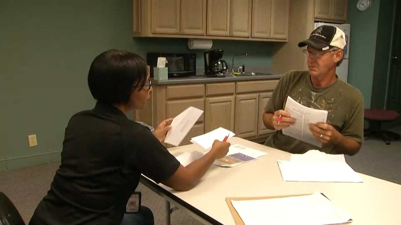Pawnee Quake Victims Get Help With Insurance Claims