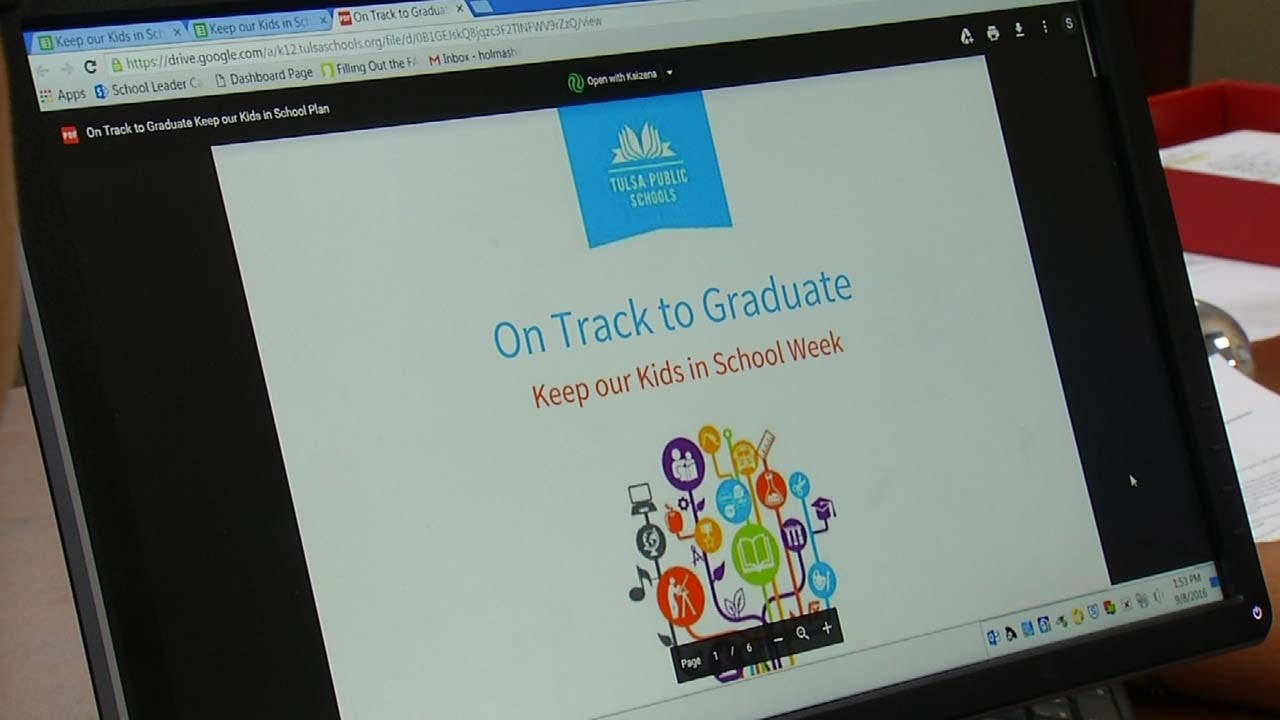 Webster High School Looking For Students Not Yet Showing To Class
