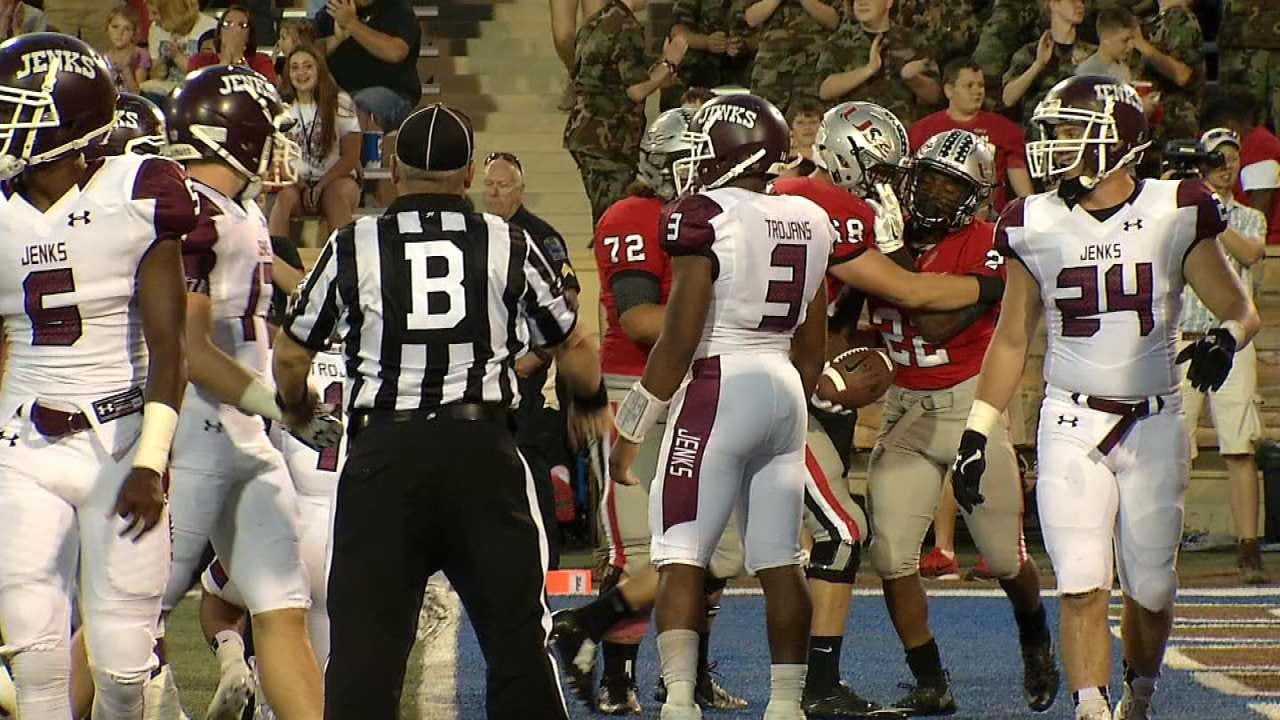 Game Of The Week: Union vs. Jenks Preview