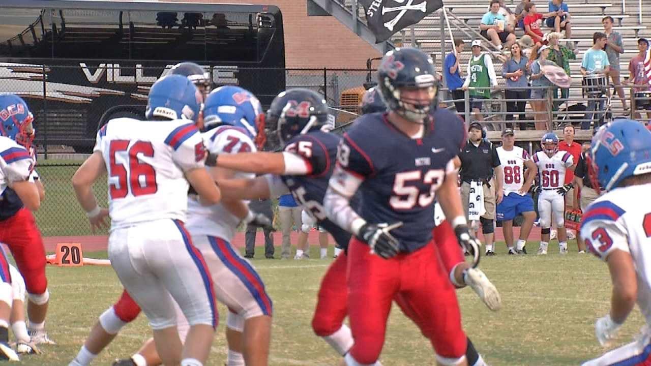 Metro Christian Gets Easy Week 2 Win Over Oklahoma Christian School