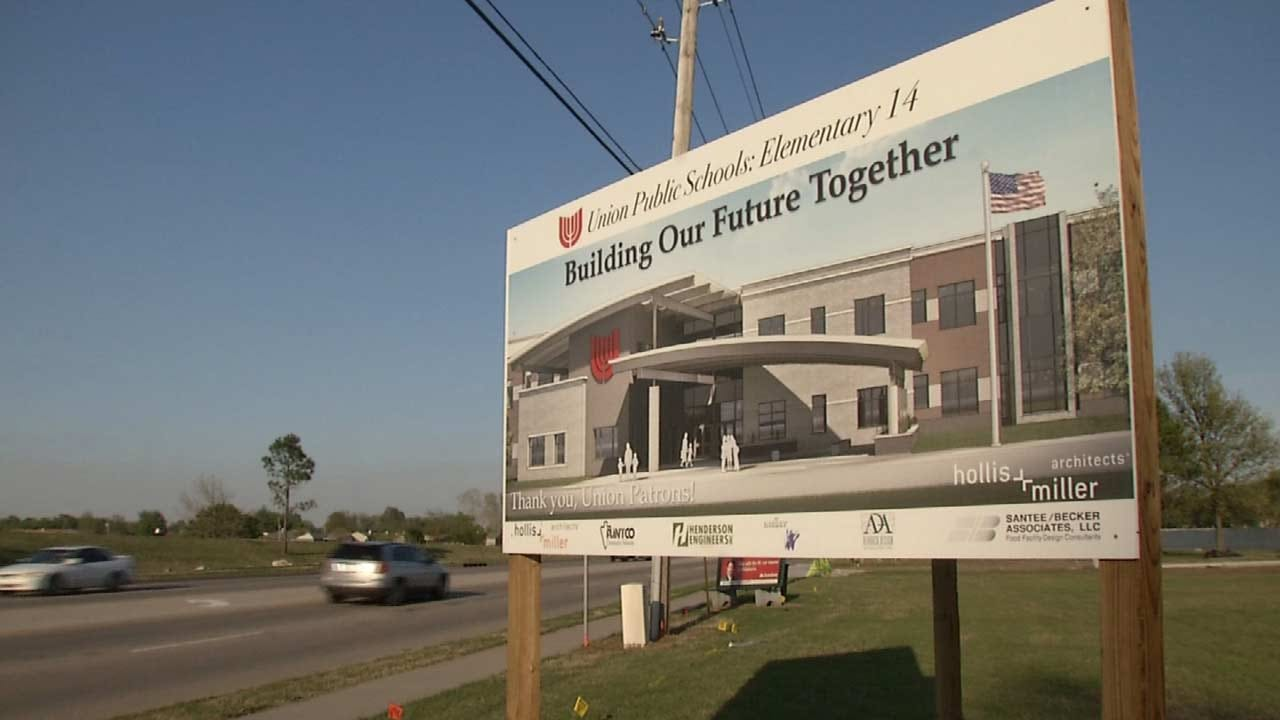 Health Clinic In New Union School Will Serve Students, Community