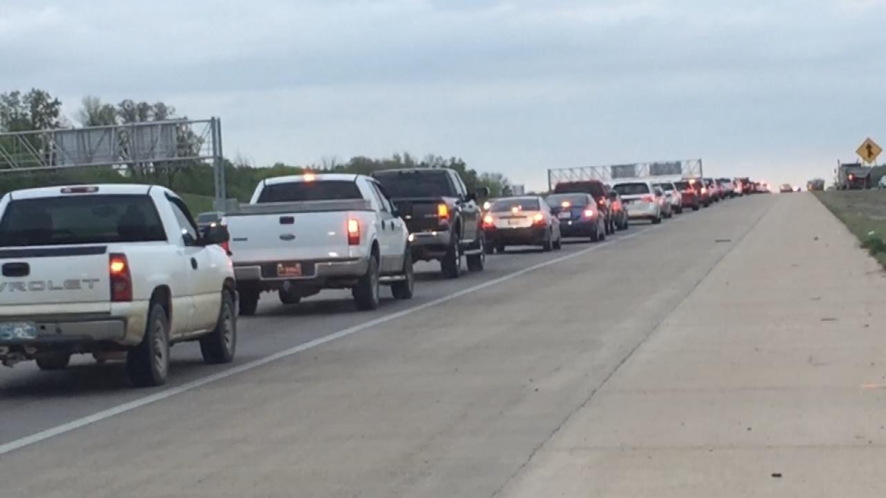 Highway 75 Resurfacing Project Causes Major Delays