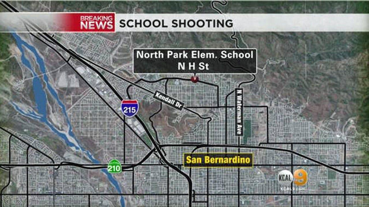 San Bernardino School Shooting Appears To Be Murder-Suicide, Police Say