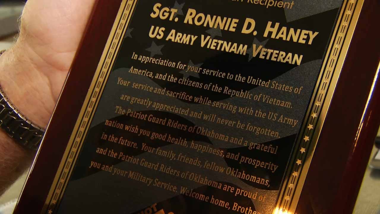Surprise Homecoming Planned For Okmulgee Vietnam Veteran
