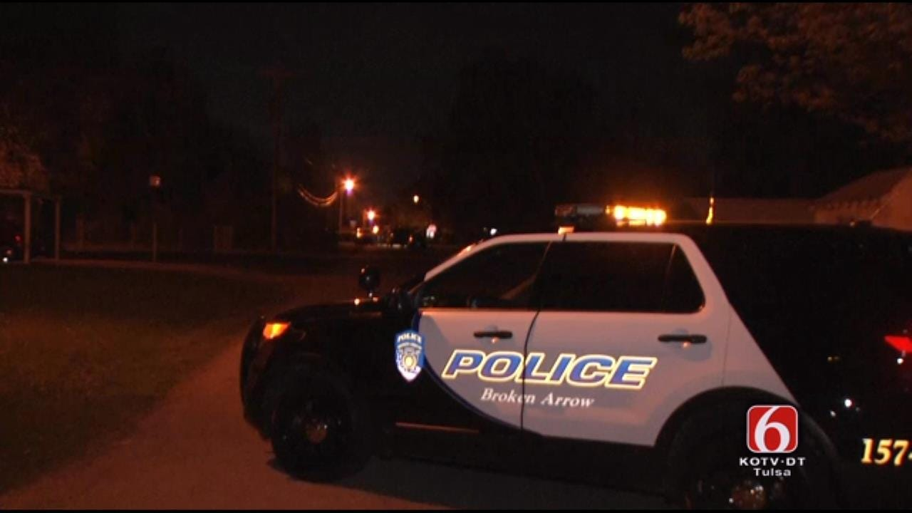 Broken Arrow Police Identify Man Arrested Following Three-Hour Standoff