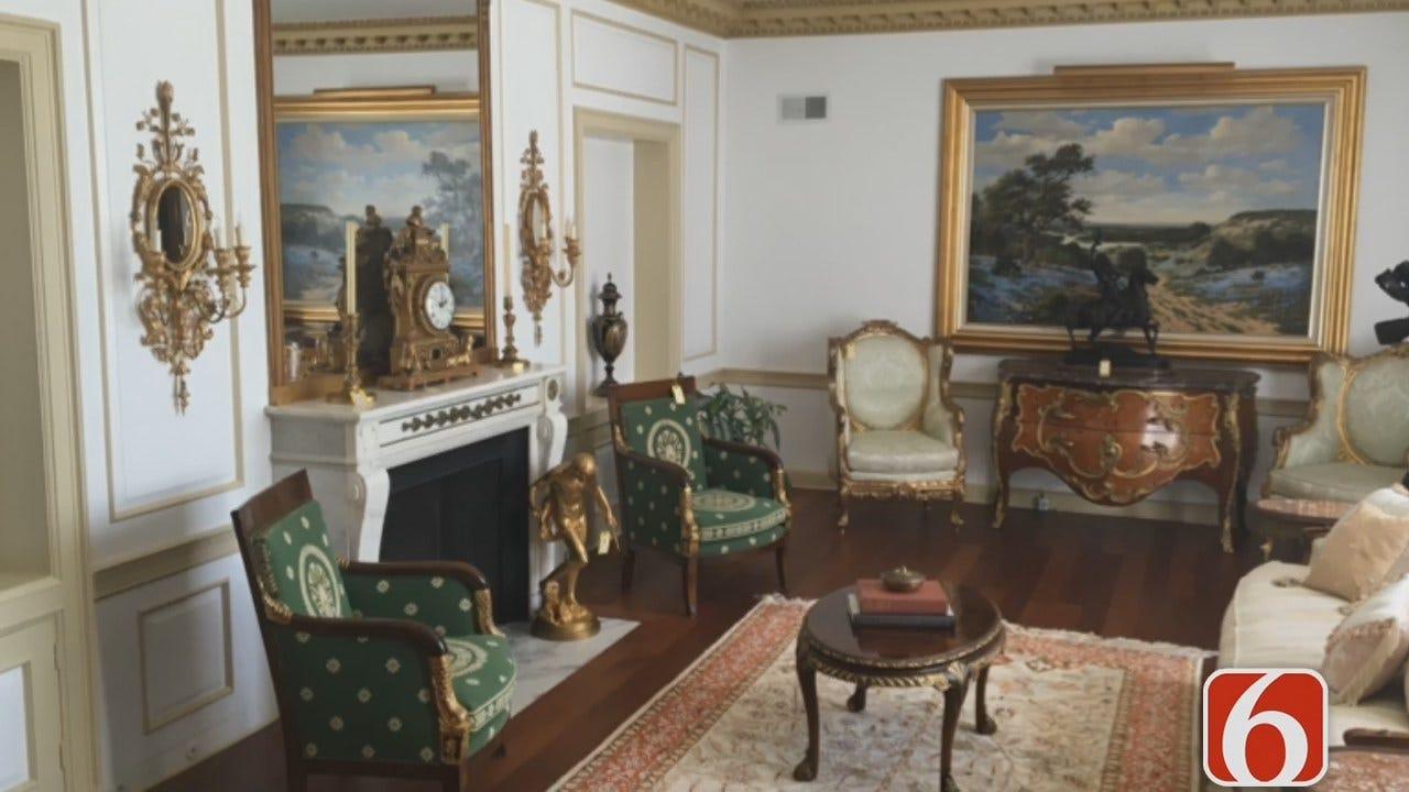 Tulsa Philanthropist Auctions Estate Online