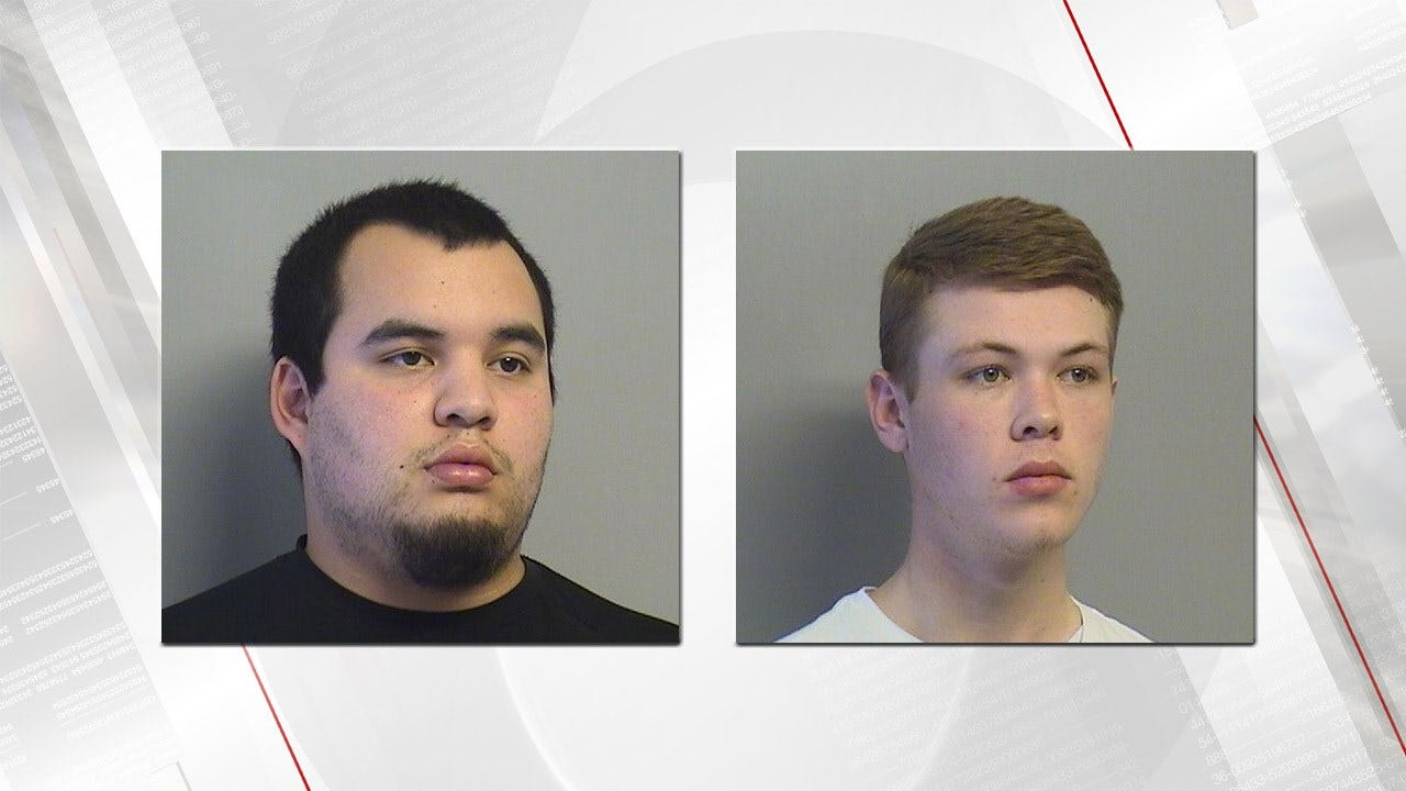 2 Glenpool Men Arrested In Connection With Skate Shop Shooting