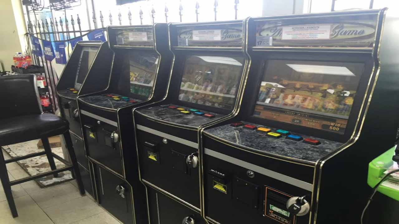 Convenience Store Owner Accused Of Running Illegal Gaming Operation