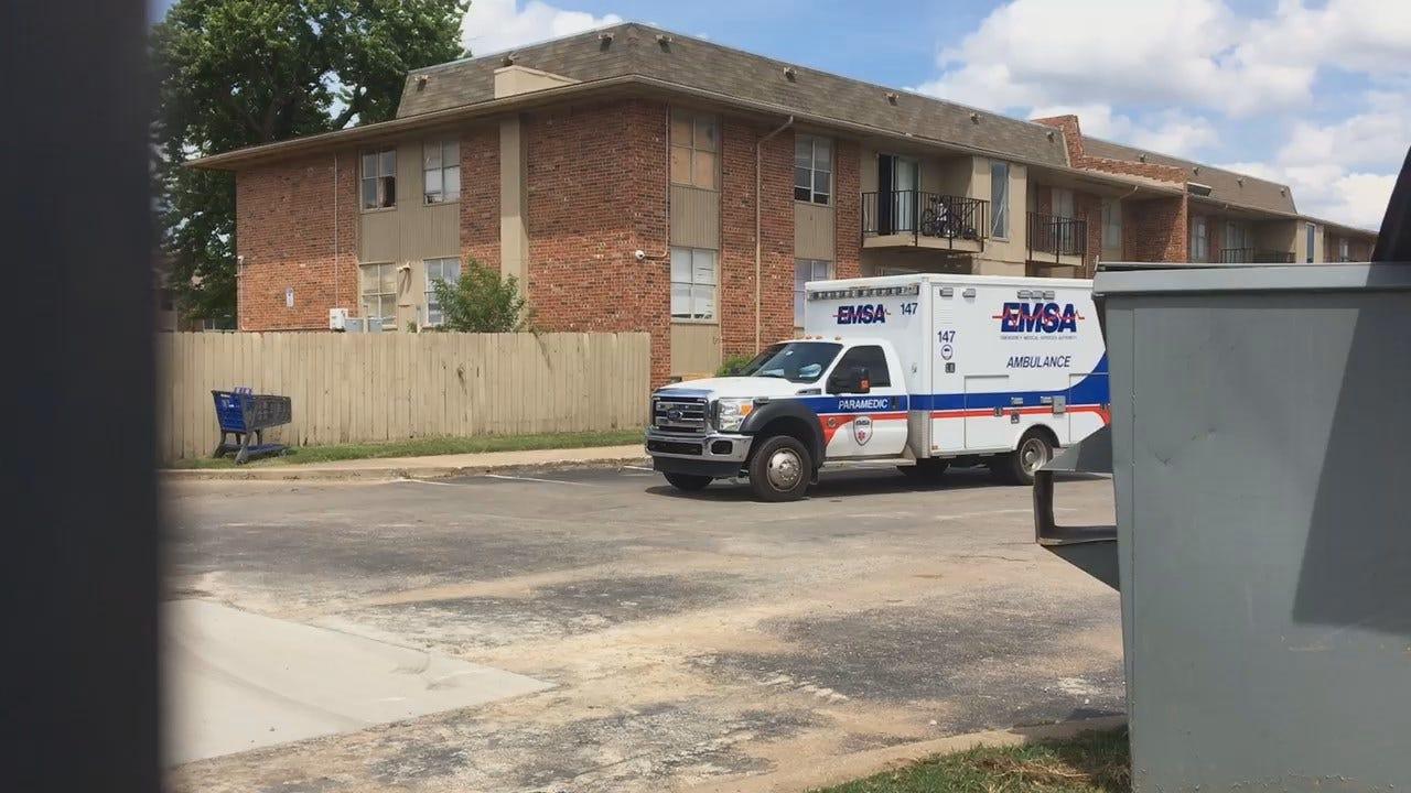 EMSA Transports Tulsa Stabbing Victim