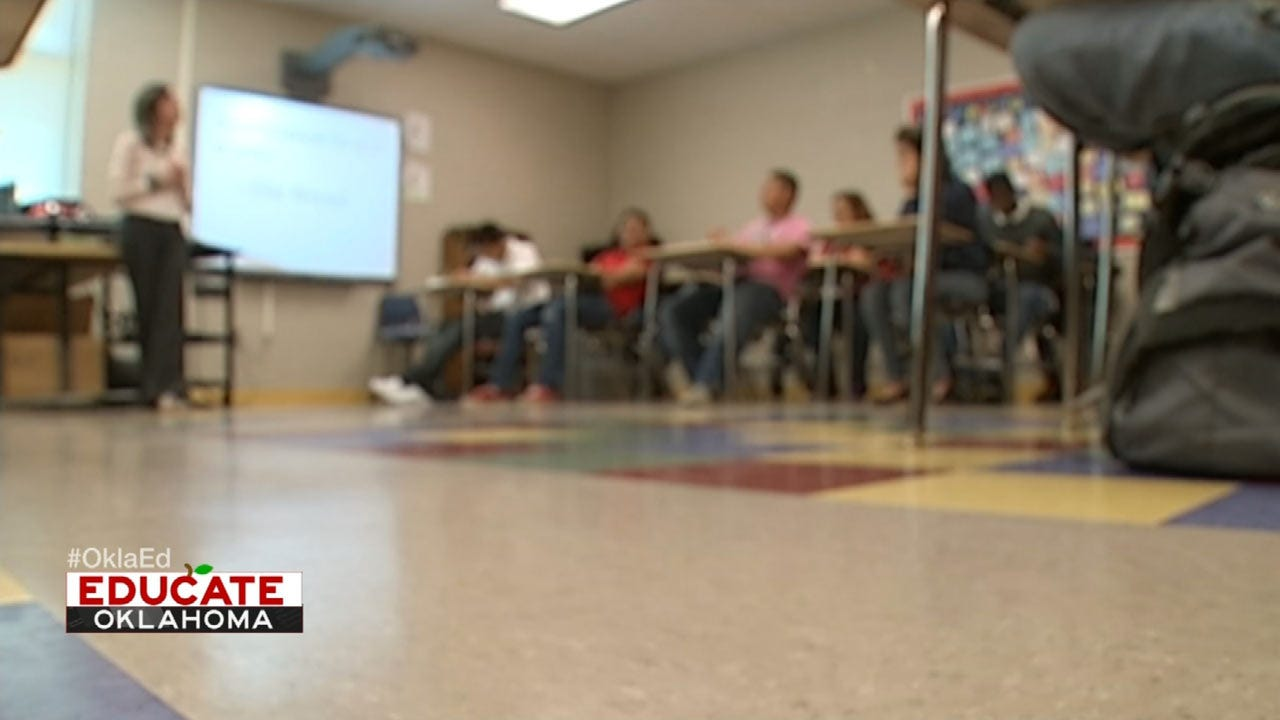 Oklahoma Cuts Monthly Support Checks To Schools