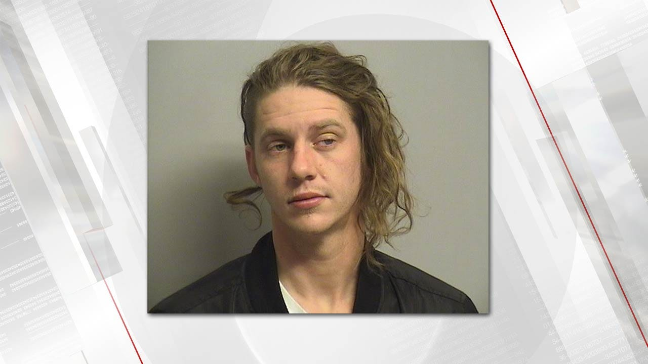Tulsa Most Wanted Arrested After Short Chase