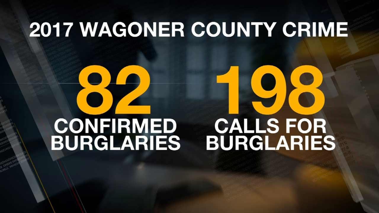 Wagoner County Deputies Increase Patrols To Deter Potential Burglars