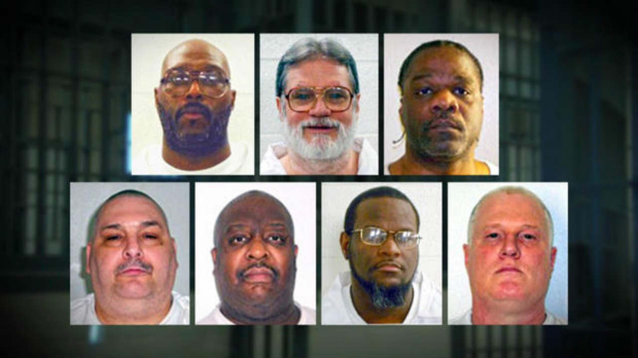Arkansas Set To Execute Seven Inmates By End Of April