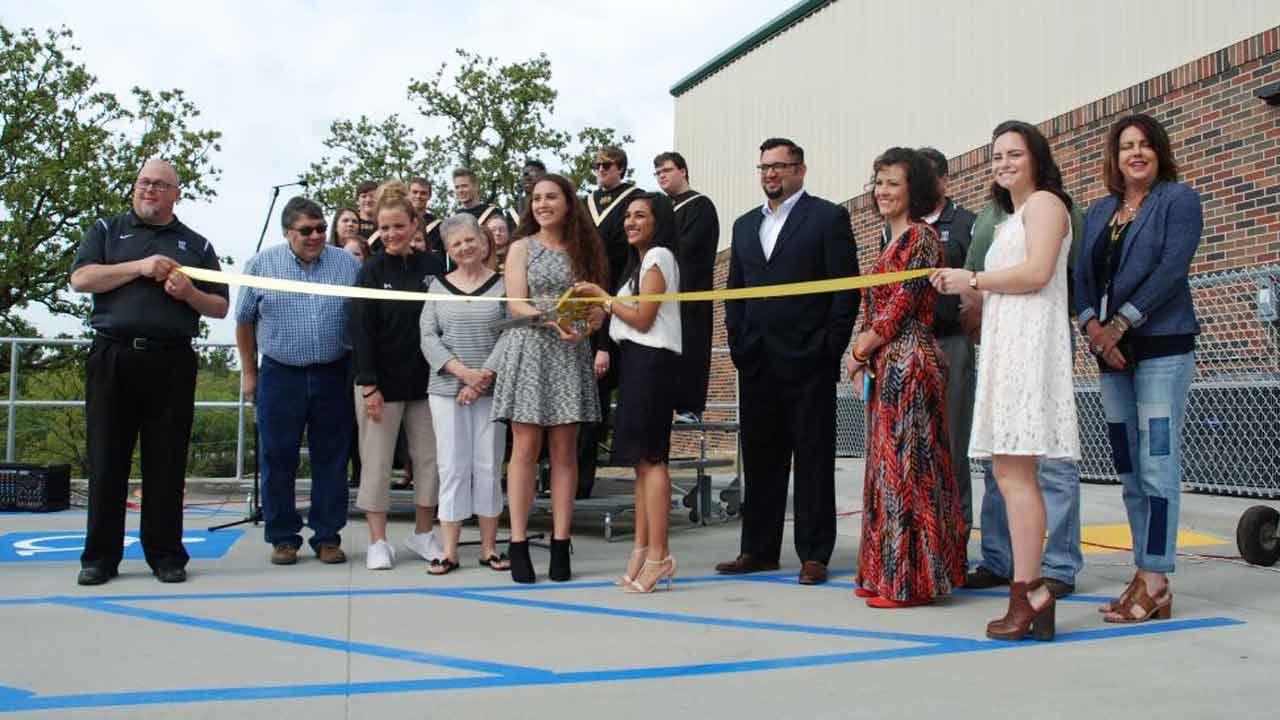 Henryetta Schools Open New $3 Million STEM Center