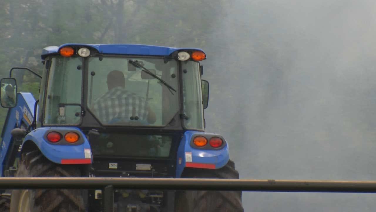 Smoke Concerns Washington County Residents