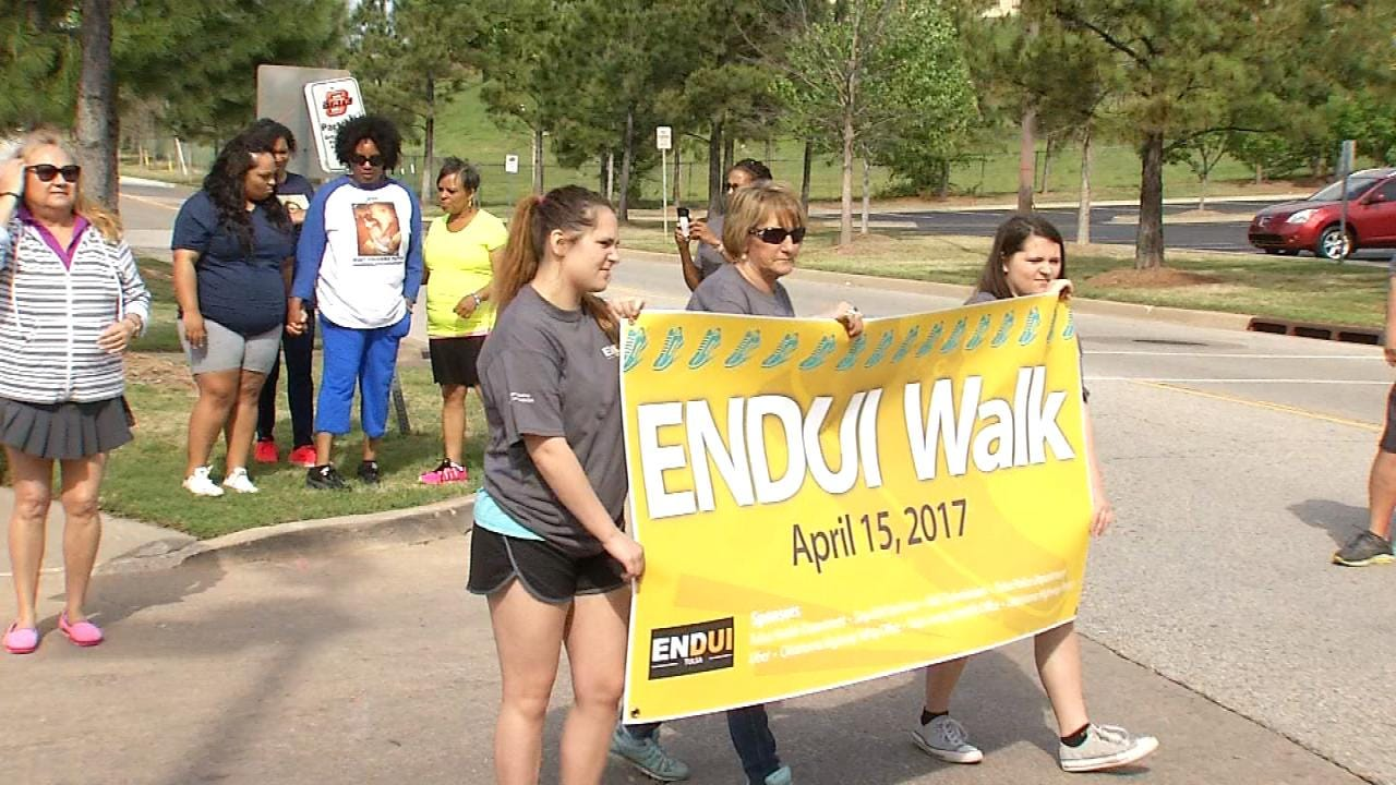 2nd Annual ENDUI Walk Honors Those Killed In Alcohol-Related Crashes