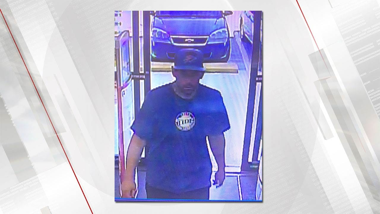 Driver Sought After Stolen Car Chase From Tulsa To Claremore