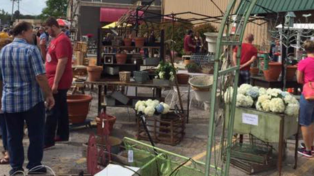 Jenks Garden Club Hosts Annual Herb And Plant Festival