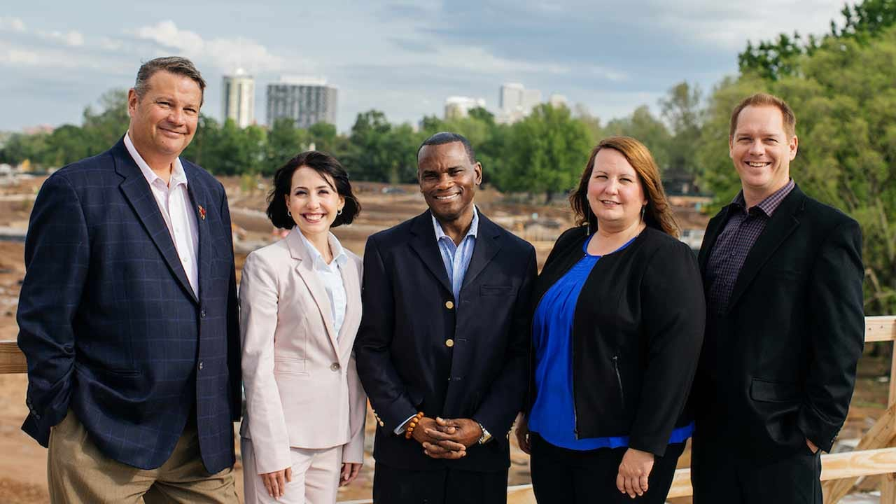 Executive Team Behind Gathering Place For Tulsa Announced