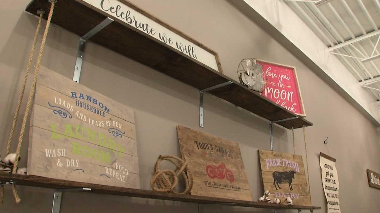 New Tulsa Business Offers Creative Way To Destress