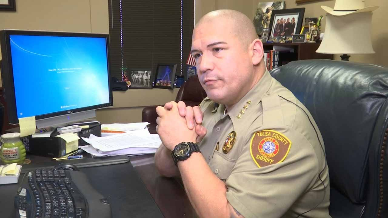TCSO: New Pods Just First Step To Treating Inmates With Mental Illness