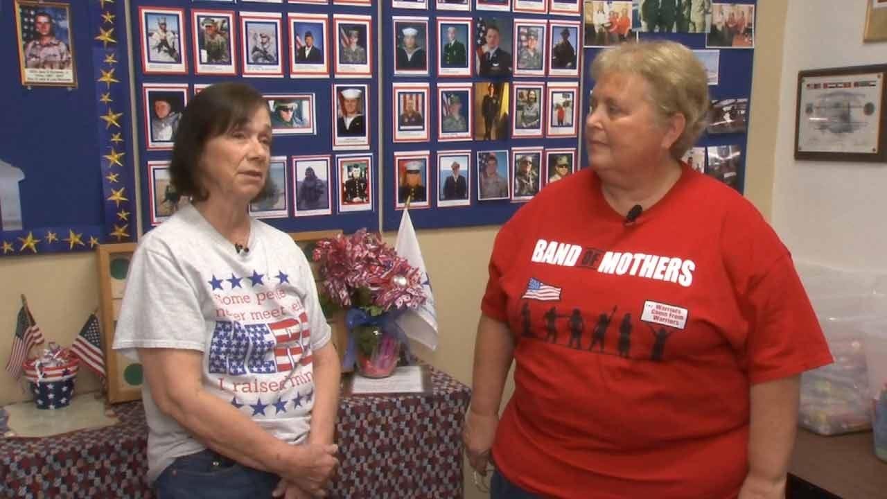 Vandalism To BA Blue Star Mothers Ultimately Hurts Troops