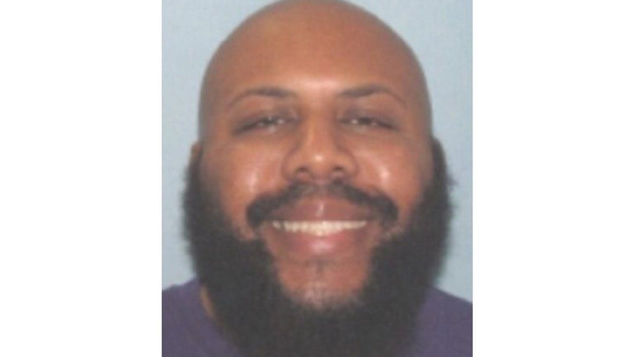 Facebook Murder Suspect Shoots, Kills Himself