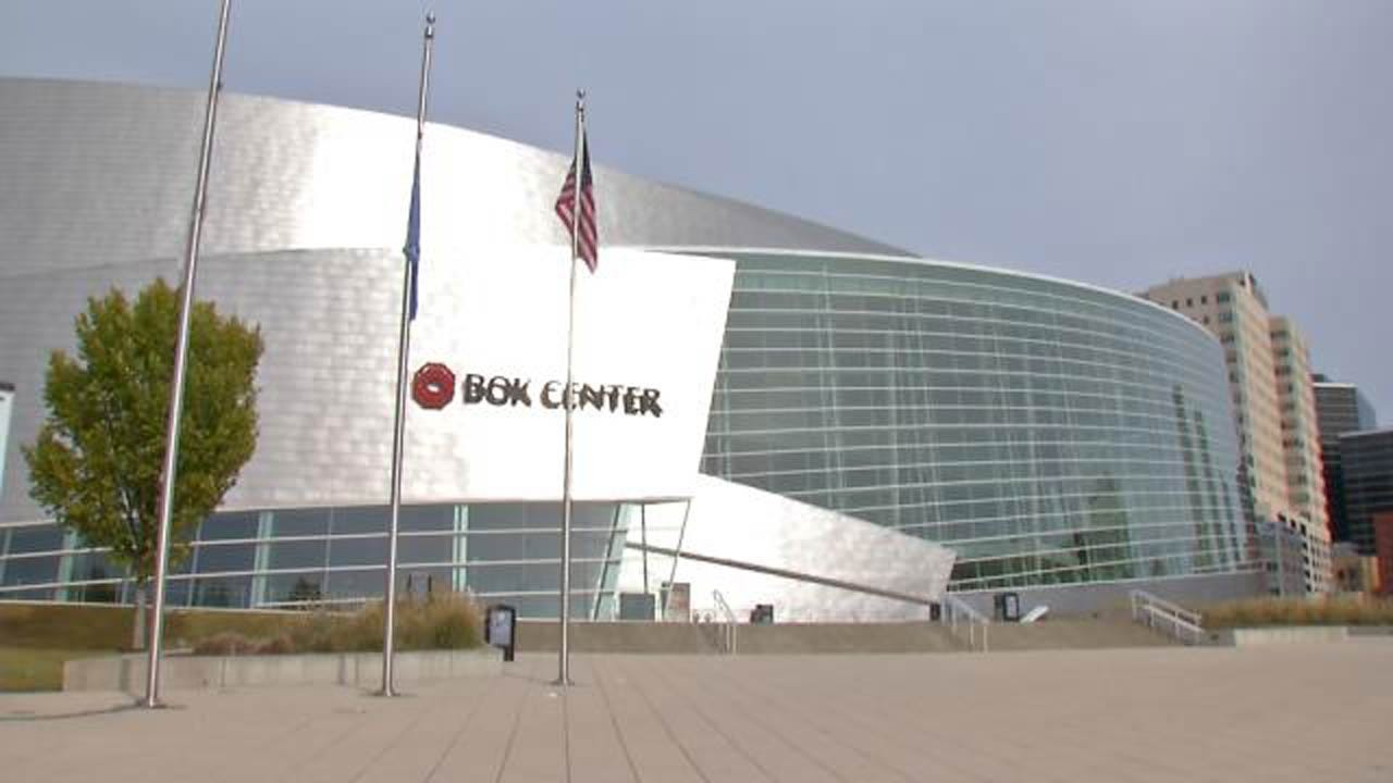NCAA Tournament Returning To Tulsa's BOK Center In 2019
