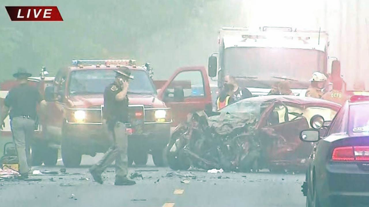 OHP: 1 Dead In Morning Crash On 86th Street North