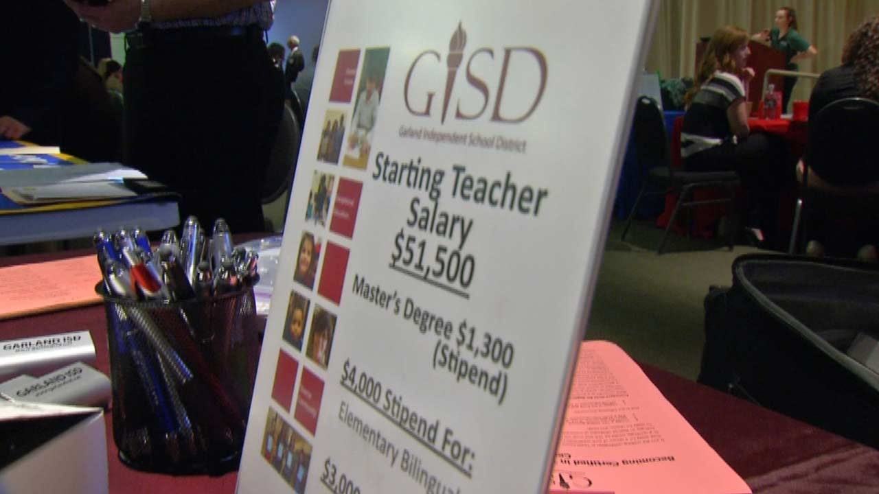 OK Education Students Being Recruited For Out-Of-State Jobs