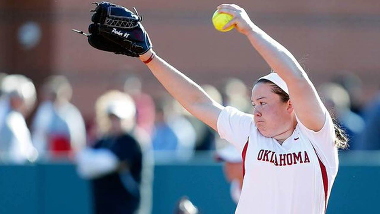 OU's Parker Named Big 12 Pitcher Of The Week For 14th Time