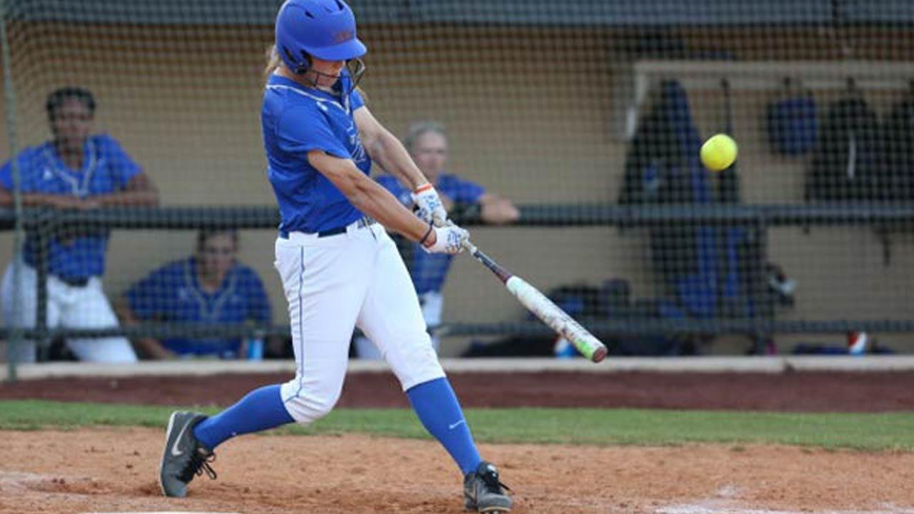 TU Softball To Host In-State Rival OSU