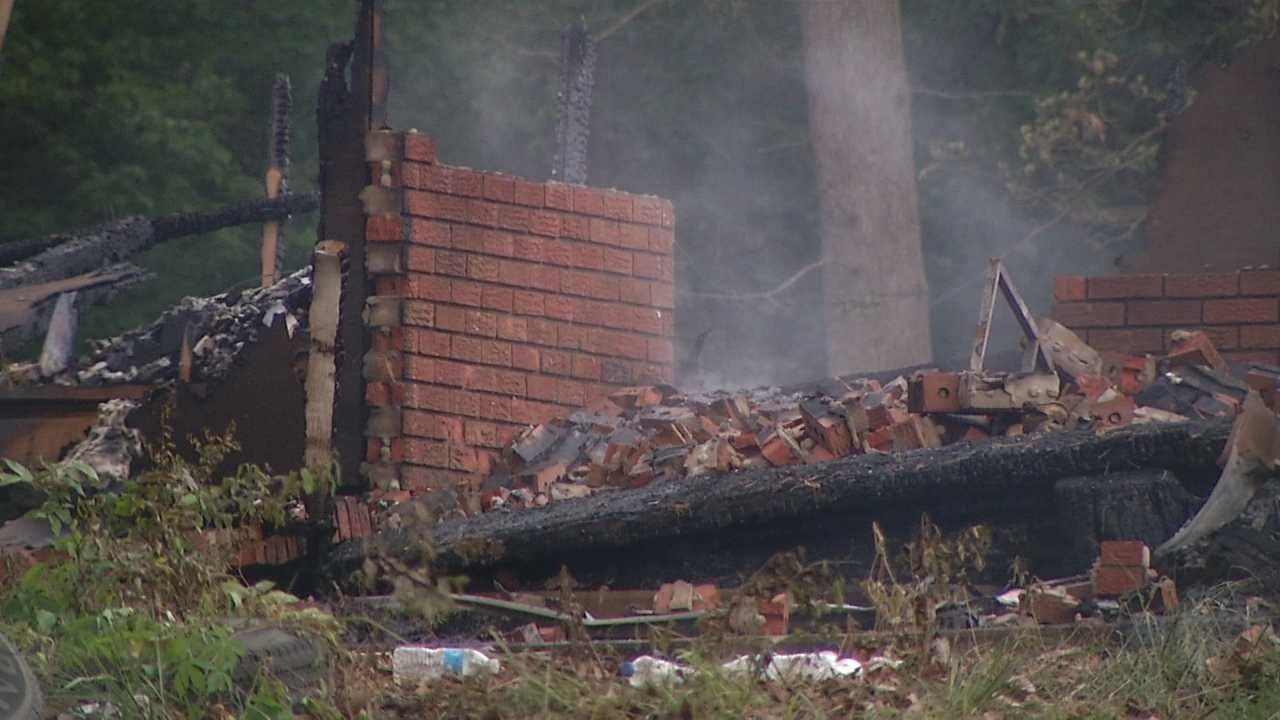 Muskogee County Couple Found Dead After Their Home Catches Fire